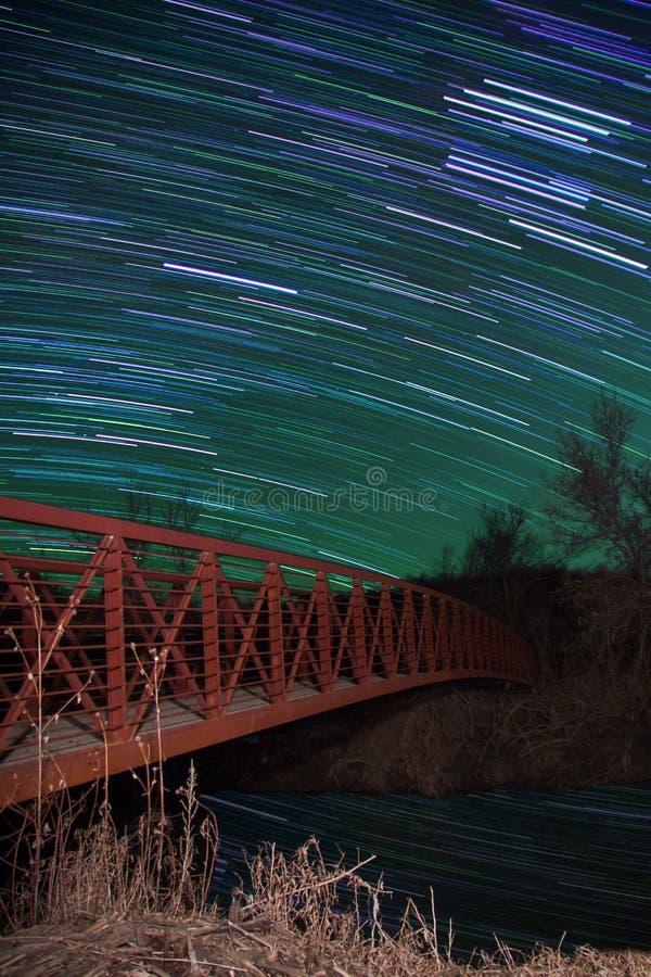 Зона природы Beaver Creek природный заповедник в сельской Южной Дакоте стоковые изображения rf