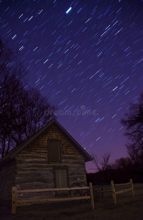 Зона природы Beaver Creek природный заповедник в сельской Южной Дакоте стоковые фотографии rf