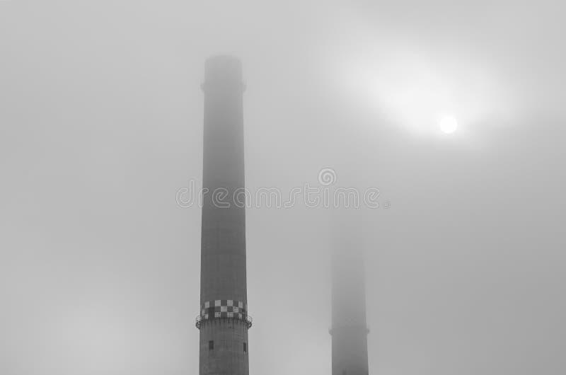 зона промышленная стоковое фото