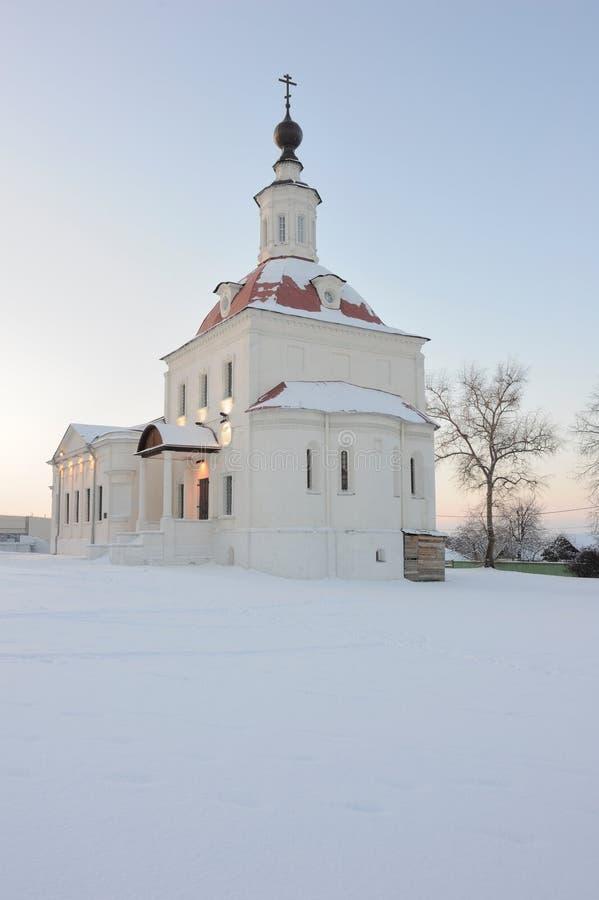 зона Россия kremlin moscow kolomna ансамбля стоковое изображение