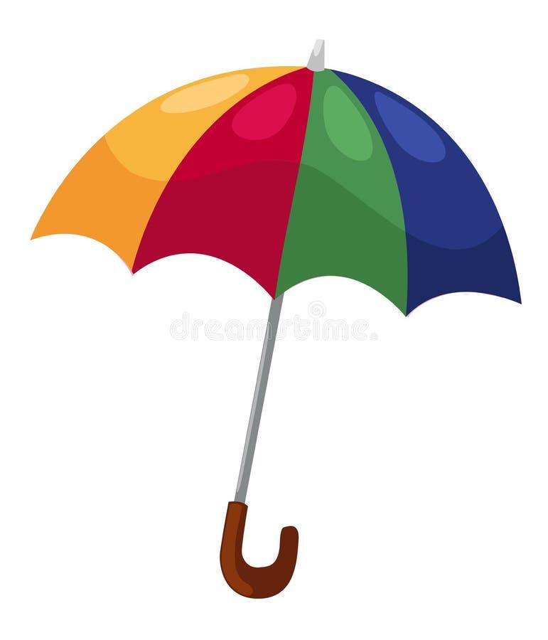 Зонтик иллюстрация вектора