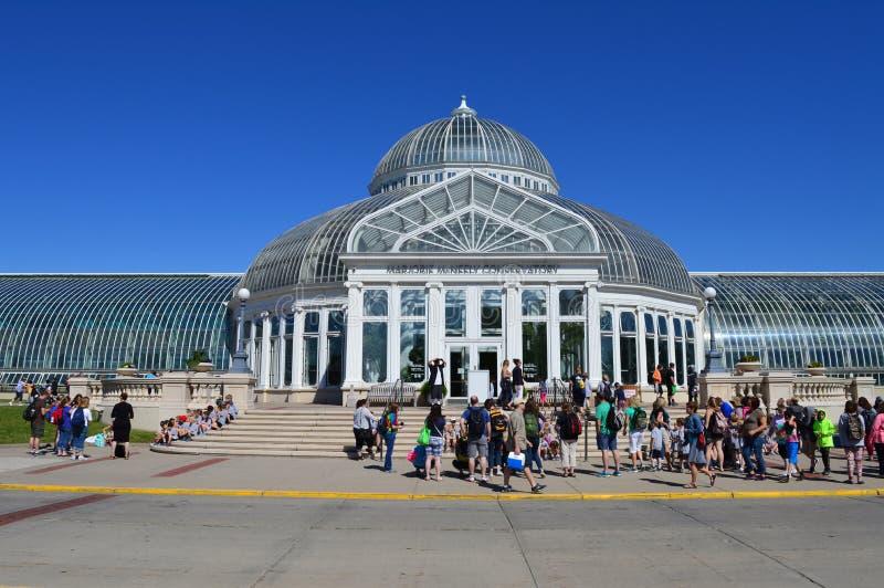 Зоопарк и консерватория Como стоковые изображения rf