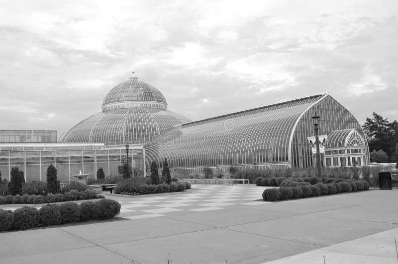 Зоопарк и консерватория Como стоковые изображения