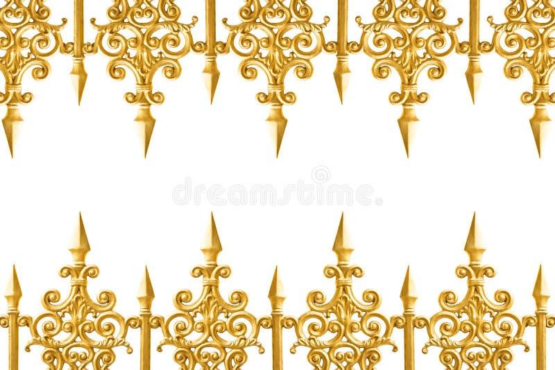 Золотая картина сплава стоковые изображения