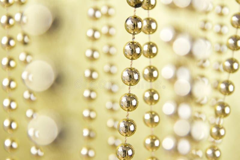 Золотая цепь стоковое изображение rf