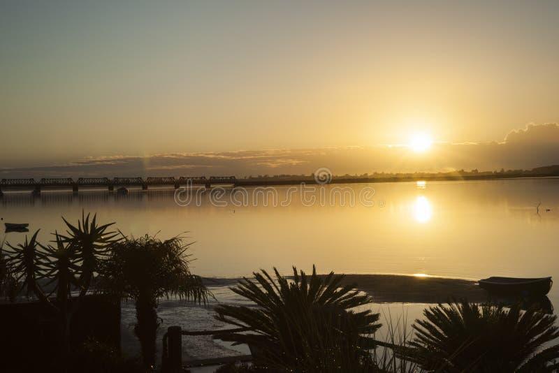 Download золотистый восход солнца стоковое изображение. изображение насчитывающей затишье - 41662861