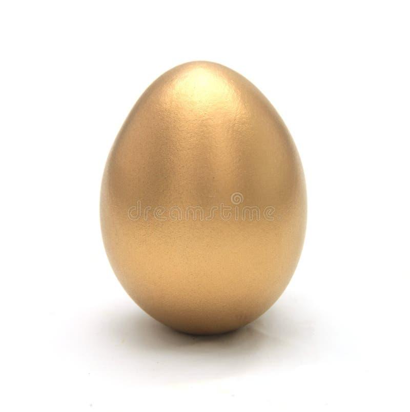 Золотое яичко стоковое фото