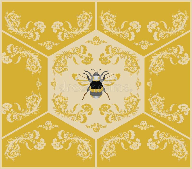 Золотой москит стоковые изображения rf