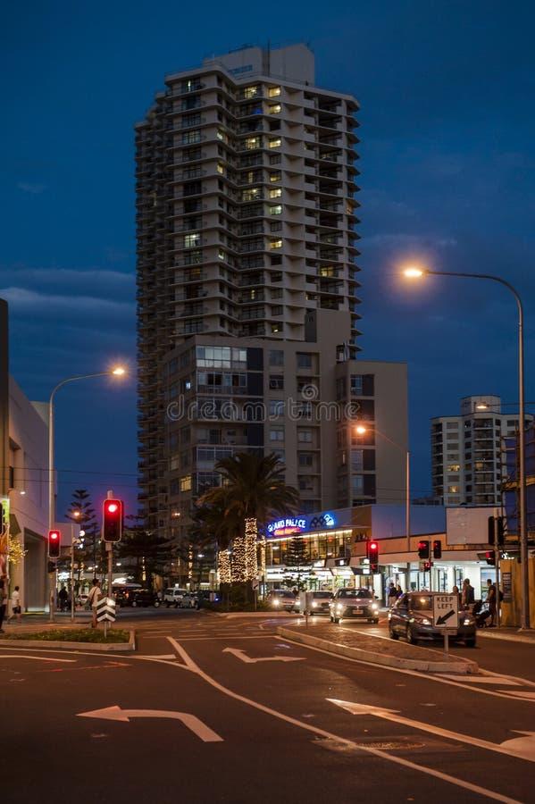 золото Квинсленд свободного полета Австралии стоковая фотография rf