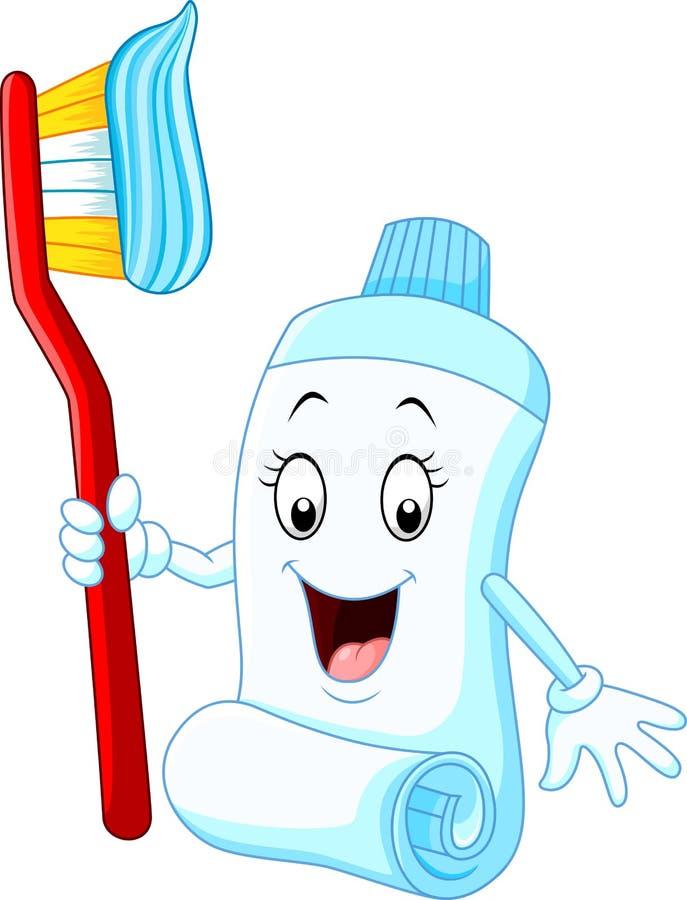 Фанеры, картинки зубная паста и щетка для детей