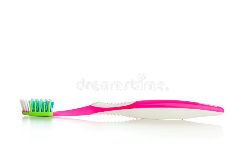Download зубная щетка стоковое фото. изображение насчитывающей зубоврачевание - 18381056