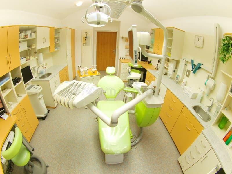 Зубоврачебная клиника стоковое изображение