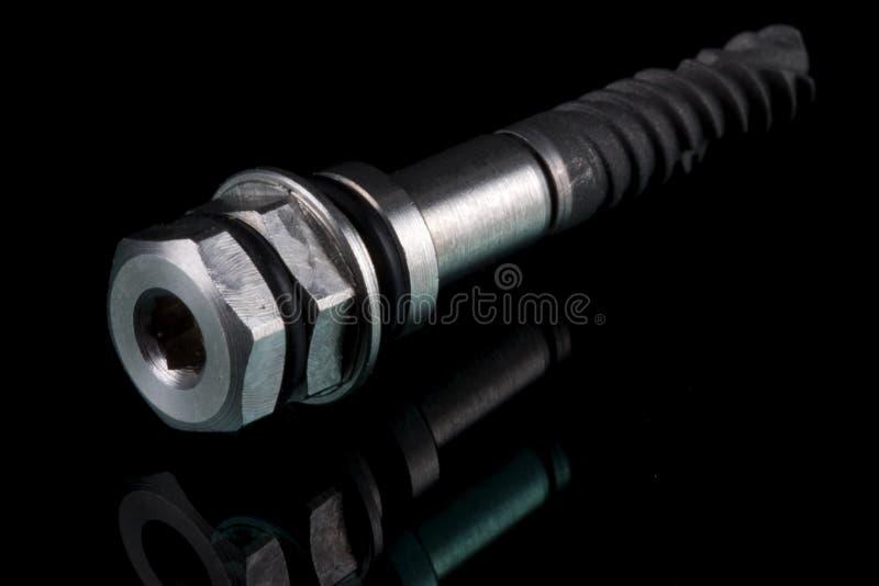 зубоврачебные implants стоковые фотографии rf