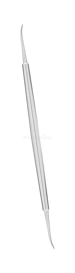 зубоврачебный зонд стоковые изображения rf