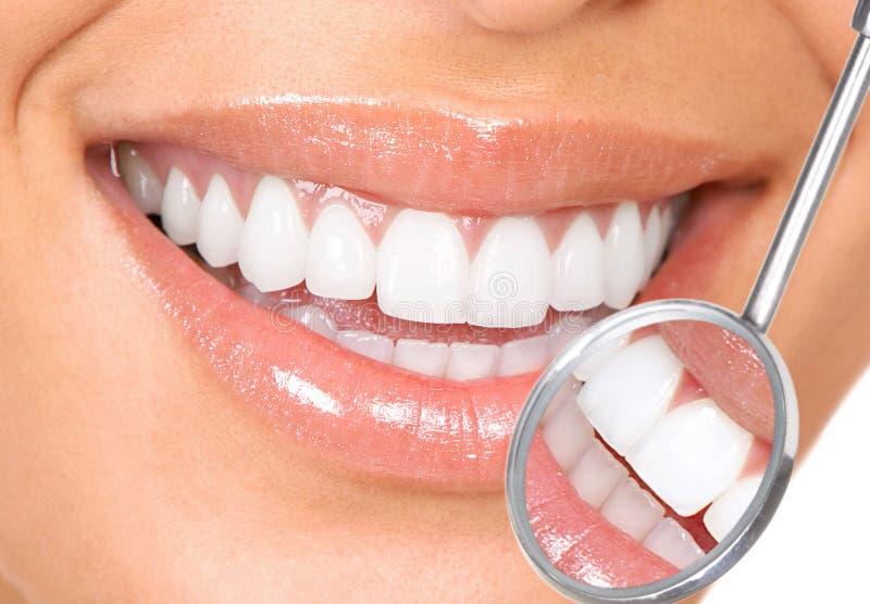 зубы стоковая фотография