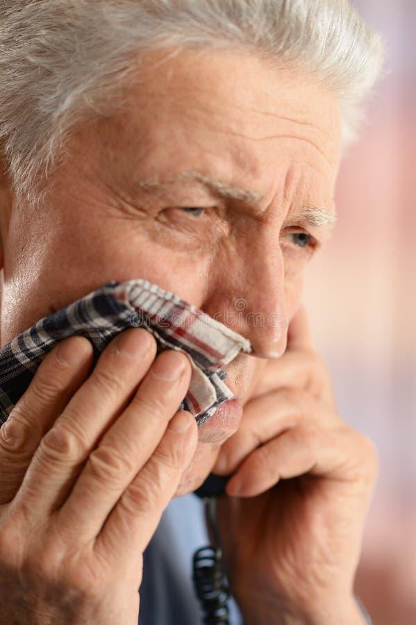 зуб боли человека стоковые фотографии rf