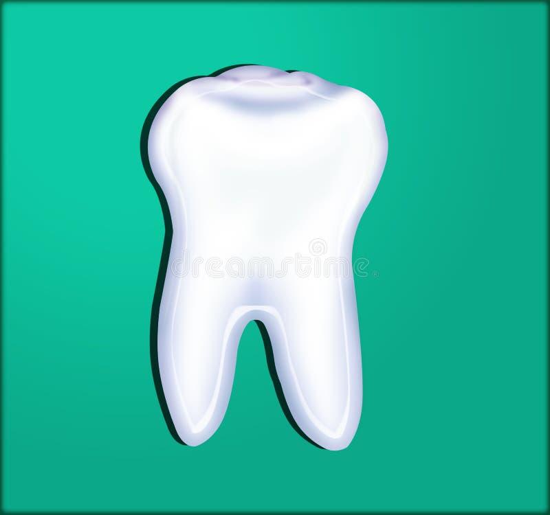зуб бесплатная иллюстрация
