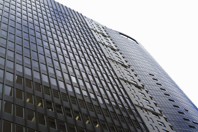 Здание в городе стоковые фотографии rf