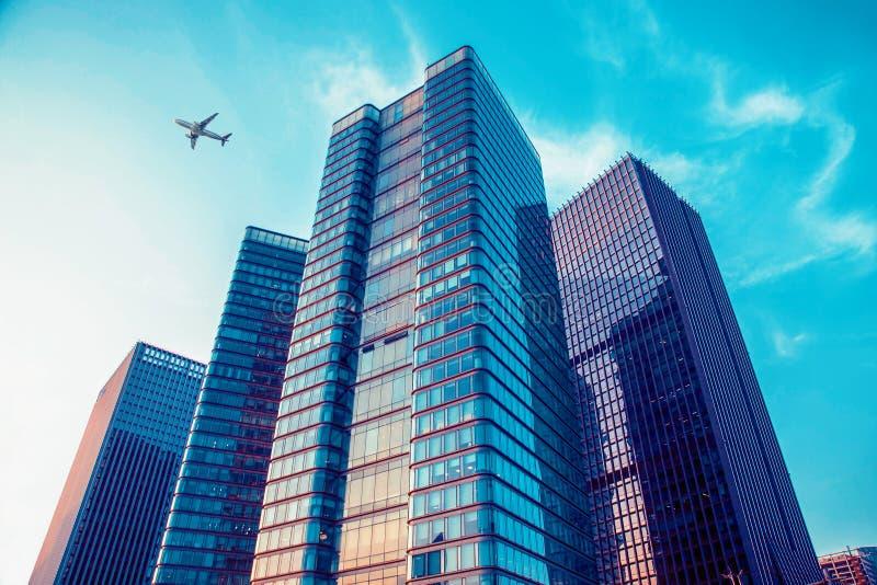 Здание города стоковая фотография