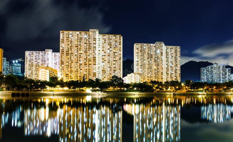 Download Здание государственного жилого фонда в Гонконге Стоковое Изображение - изображение насчитывающей заречье, hong: 33737981