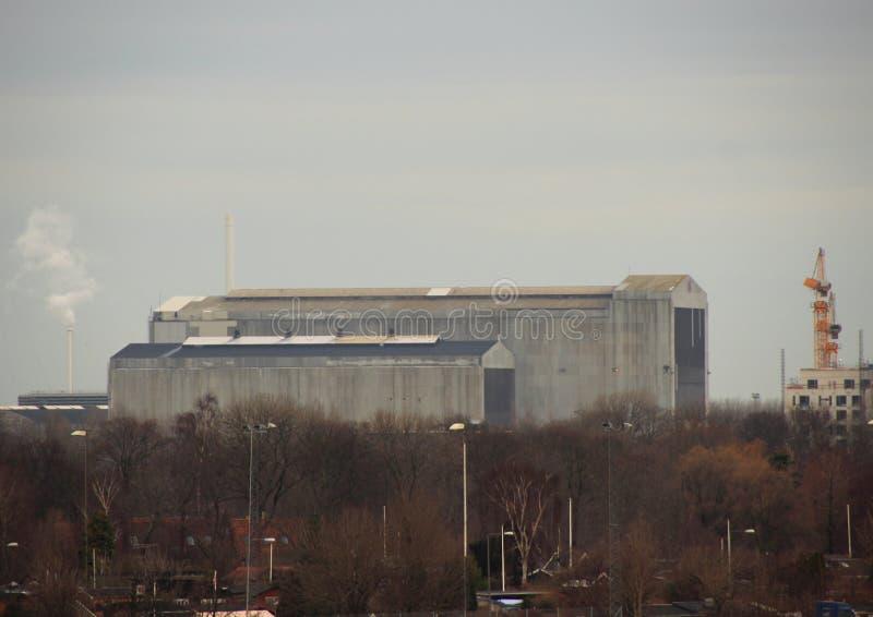 Здание индустрии на состязание 2014 песни Eurovison стоковые изображения rf