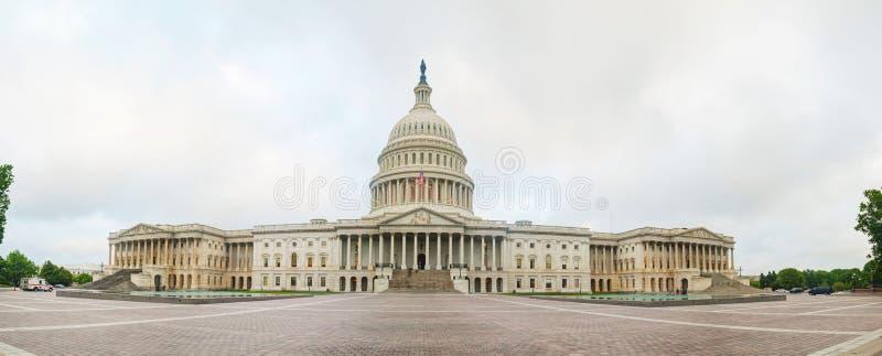 Здание капитолия Соединенных Штатов в Вашингтоне, DC стоковые фотографии rf