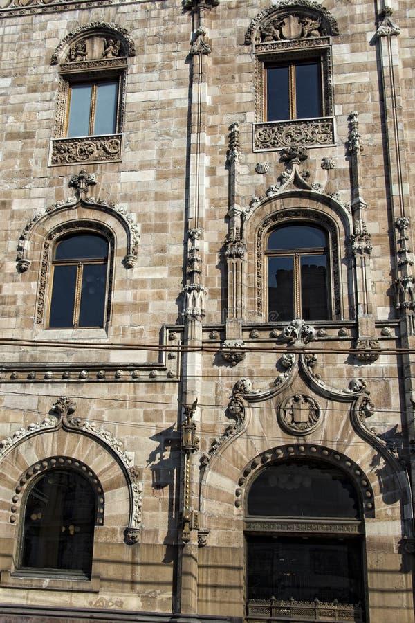 Здание Мехико современное стоковые изображения