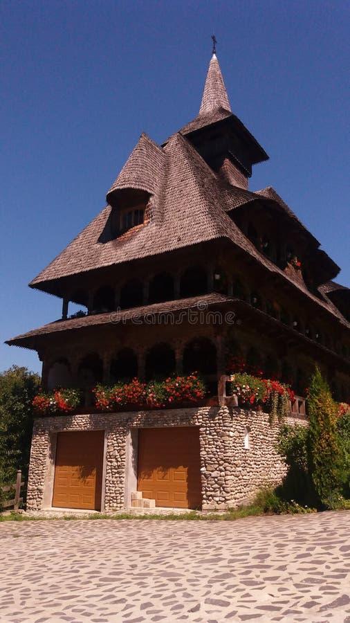 Здание монастыря дополнительное стоковые фото