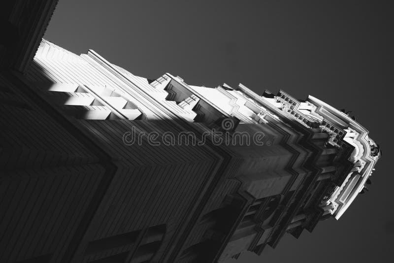 Здание муниципалитет Филадельфия стоковая фотография rf