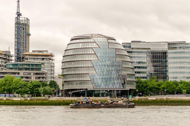 здание муниципалитет london стоковое изображение rf