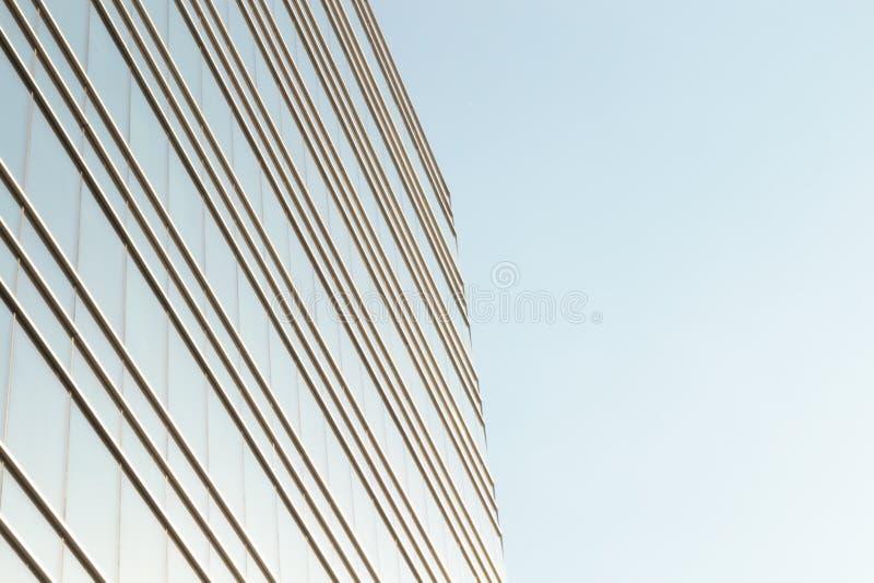 Здание неба стоковые изображения