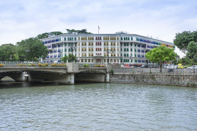Здание СЛЮДЫ стоковое фото rf