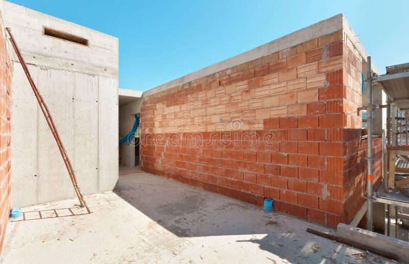 Download Здание, строительная площадка Стоковое Фото - изображение насчитывающей жилище, зодчества: 40576088