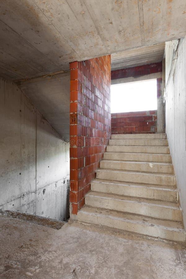 Download Здание, строительная площадка Стоковое Изображение - изображение насчитывающей цемент, нутряно: 40577281