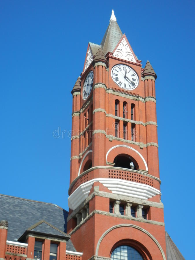 Здание суда Jefferson County стоковые фото