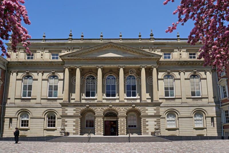 Здание суда Osgoode Hall стоковые фотографии rf