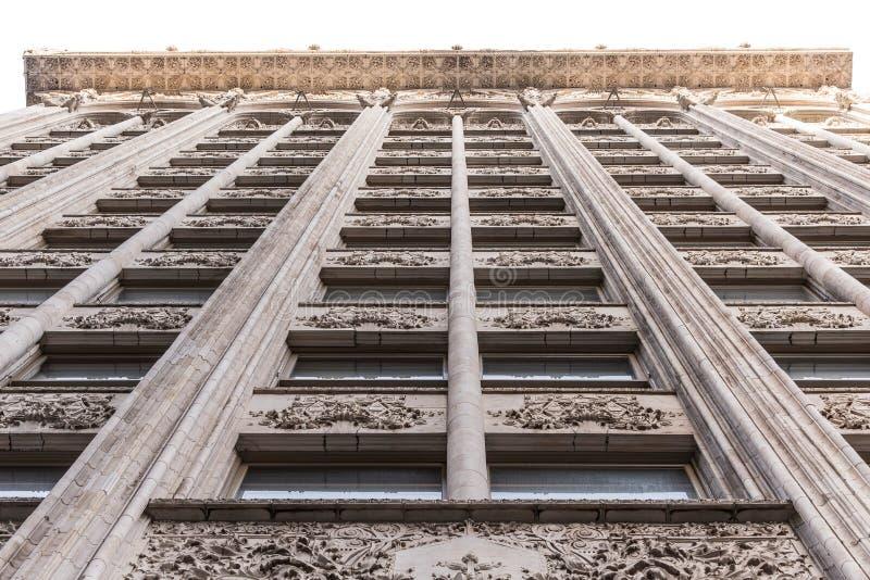 Здание Bayard†«Condict стоковые фотографии rf