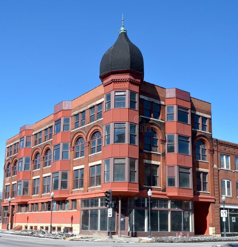 Здание Hobbs стоковые фото