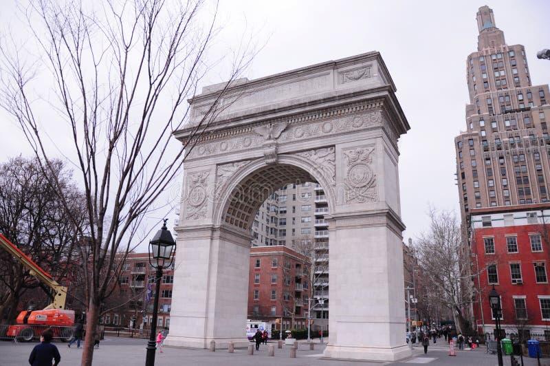 Здания архитектуры Нью-Йорка исторические стоковая фотография