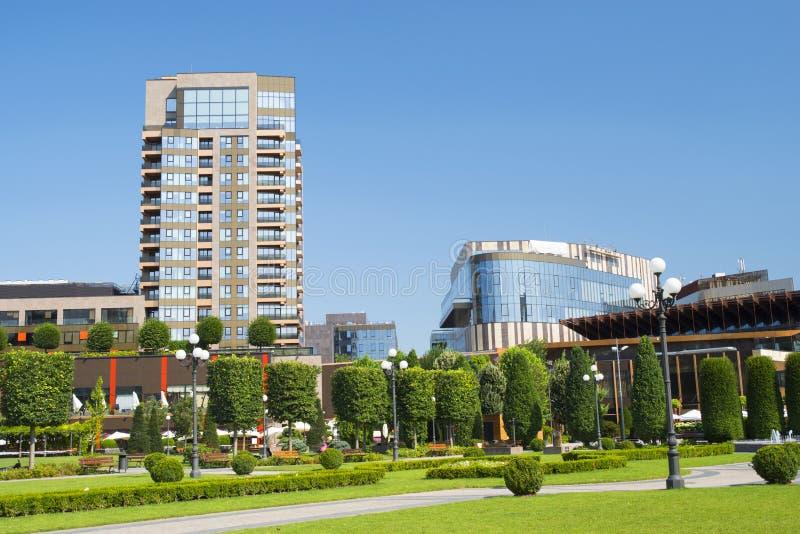 здания охлаждая корпоративный офис фильтра стоковая фотография rf