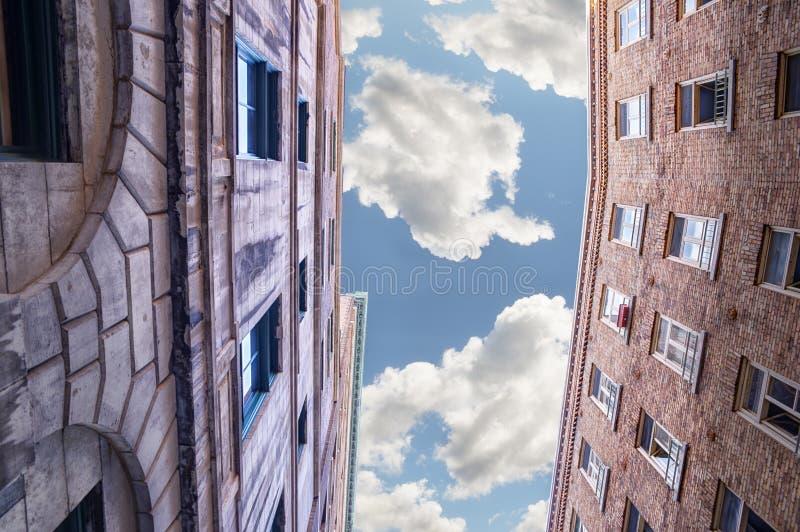 здания старые стоковая фотография