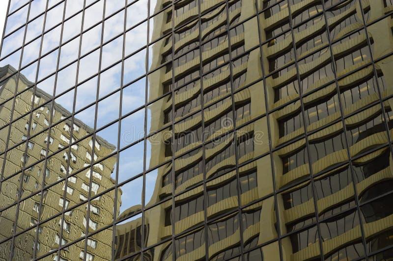 здания урбанские стоковое изображение rf