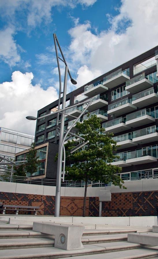 Здания Mordern стоковая фотография rf