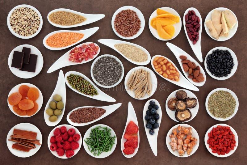 Здоровая еда стоковая фотография