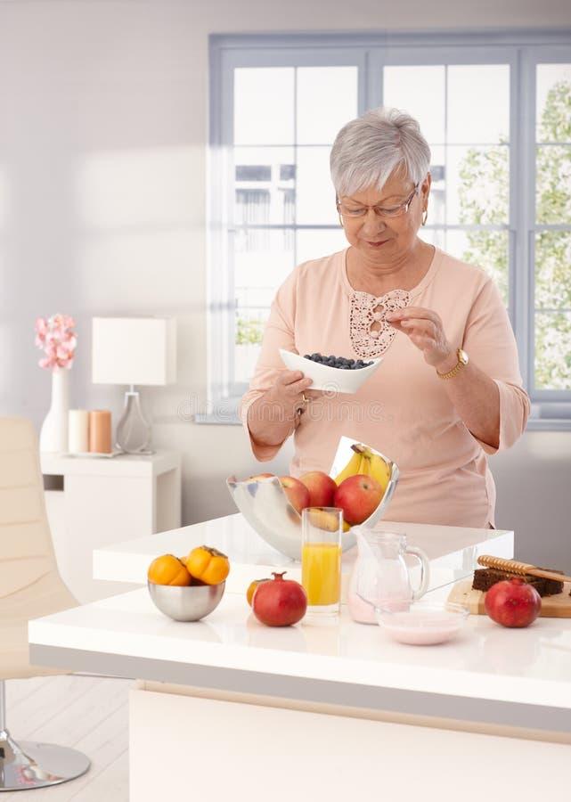 Здоровая еда стоковое изображение rf