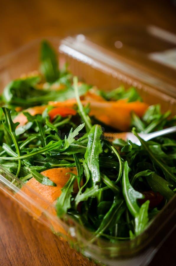 Здоровая поставка еды стоковая фотография