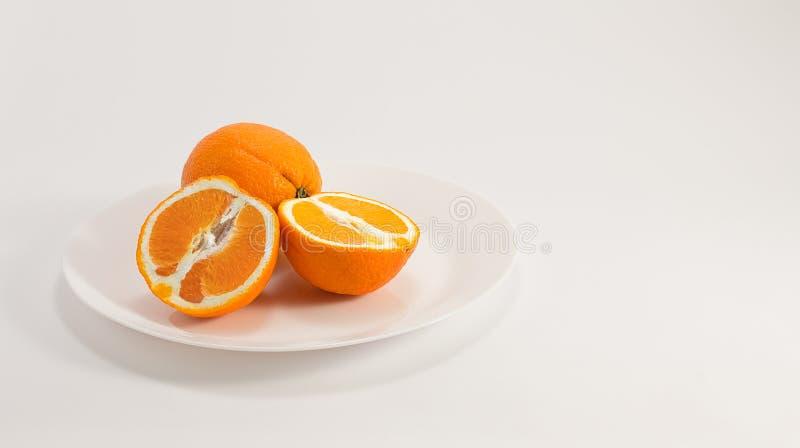 Здоровые апельсины стоковое изображение