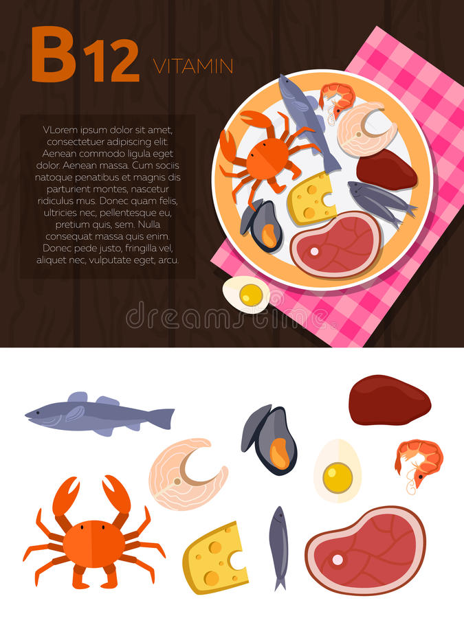 Здоровые образ жизни и диетпитание бесплатная иллюстрация