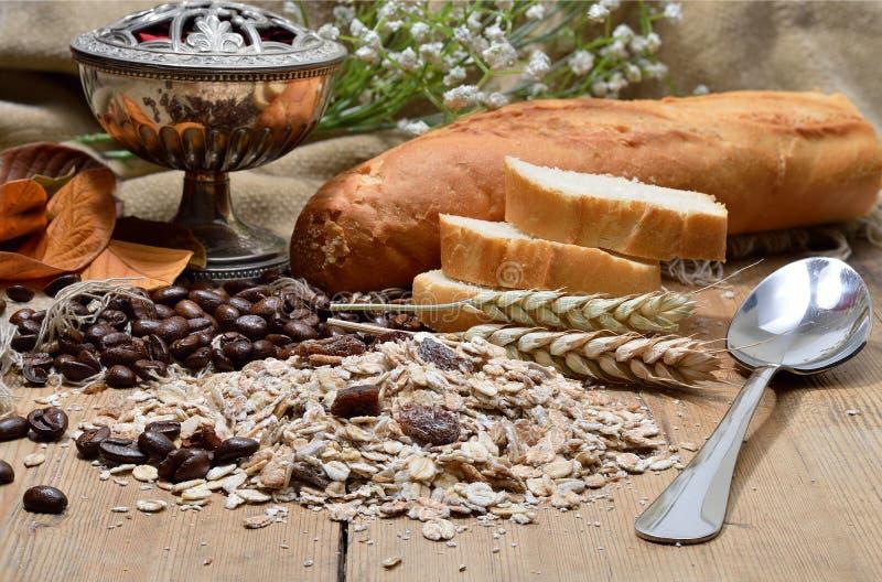 Здоровый завтрак стоковая фотография rf