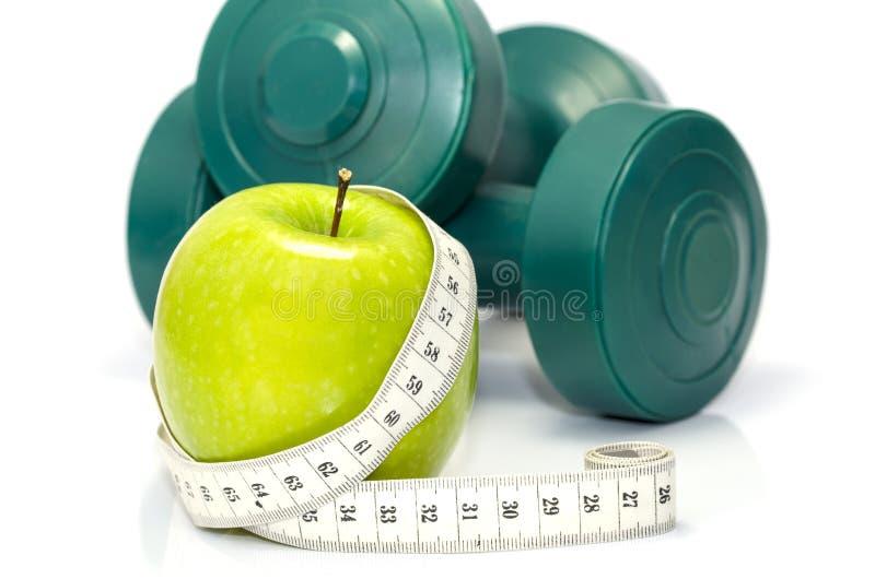 Здоровый образ жизни стоковое изображение rf